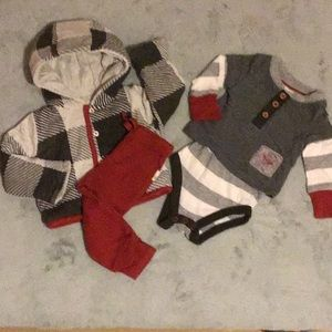 🐠 Boys 3 piece outfit